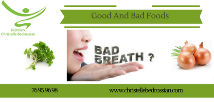 best dietitian lebanon, lebanon, diet, diet clinic, lose weight lebanon, health,bad breath