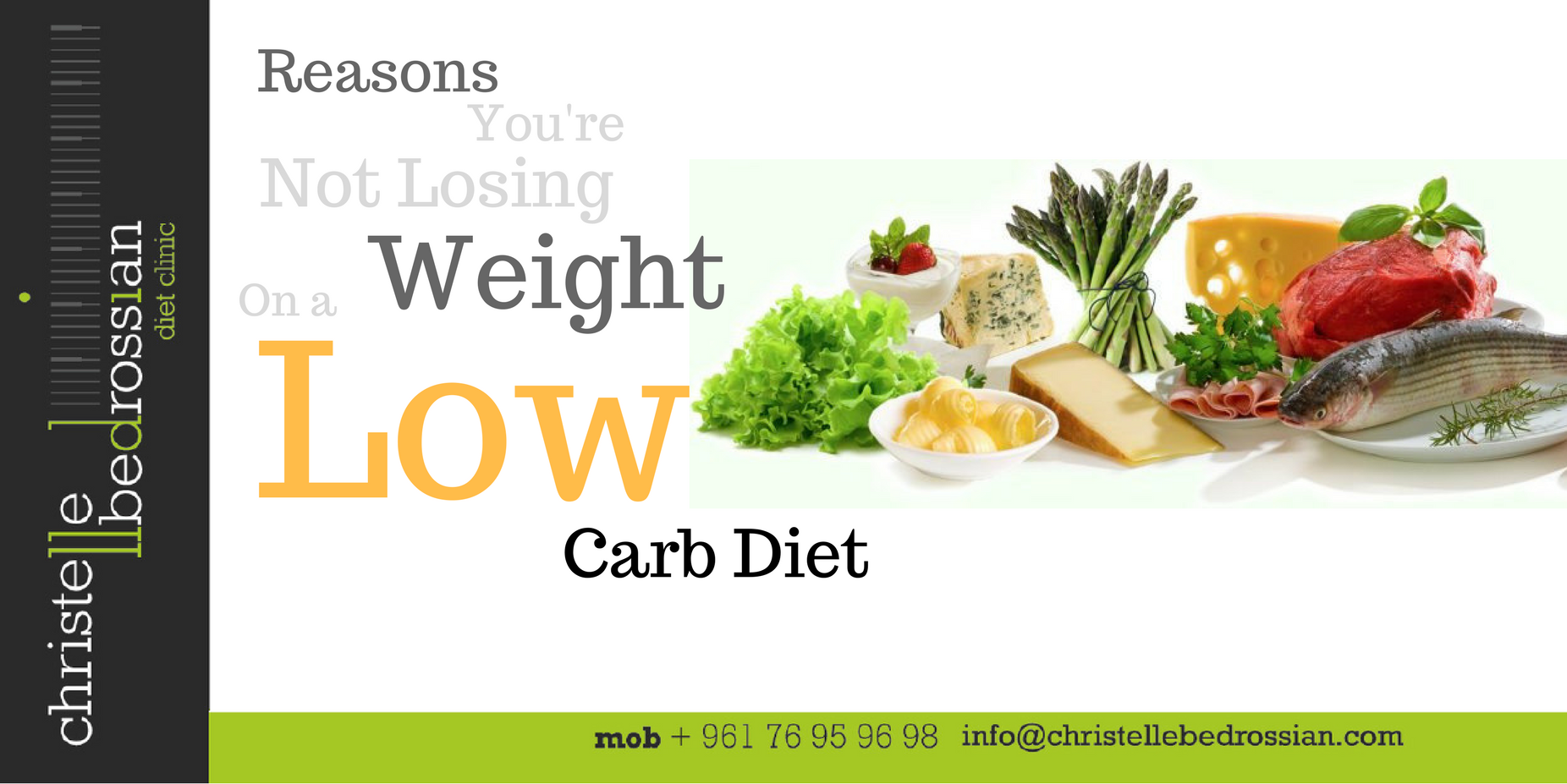 Reasons youre not losing weight on a low carb diet ccuart Images