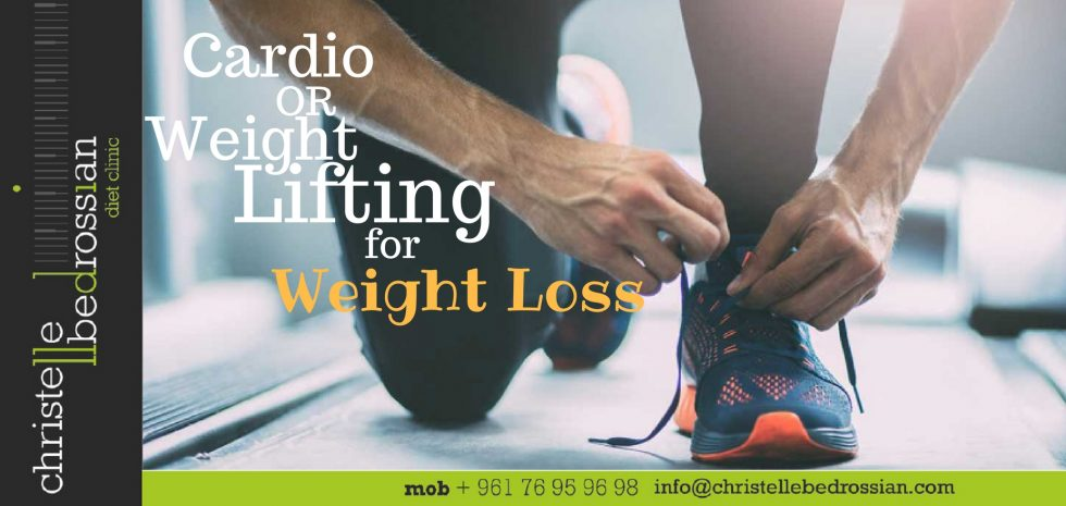 best dietitian lebanon, lebanon, diet, diet clinic, cardio, weight lifting, weight loss