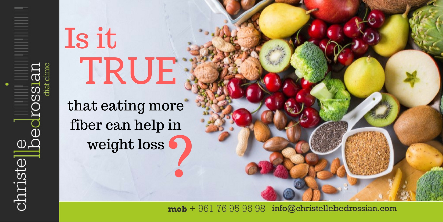 Is It True That Eating More Fiber Can Help In Weight Loss