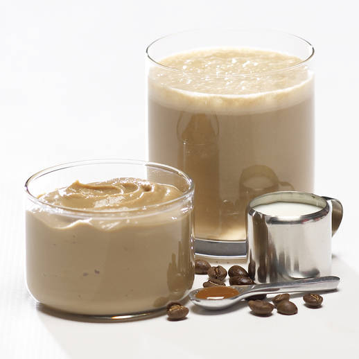 Caramel Caffee Latte Pudding