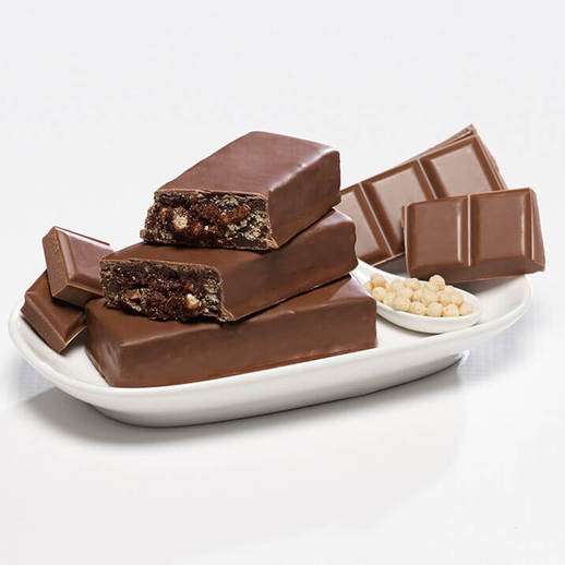 Chocolate Crisp Bar