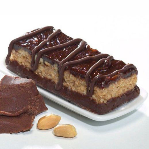 Chocolate Peanut Bar