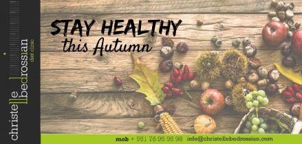 best dietitian lebanon, lebanon, health, healthy tips, autumn nutrition