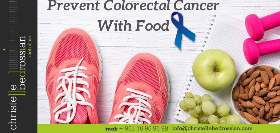 best dietitian lebanon, lebanon, health, colorectal cancer, march, awareness month