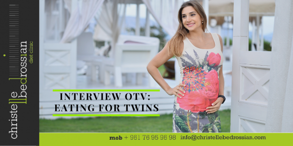 Interview OTV_ Eating For Twins