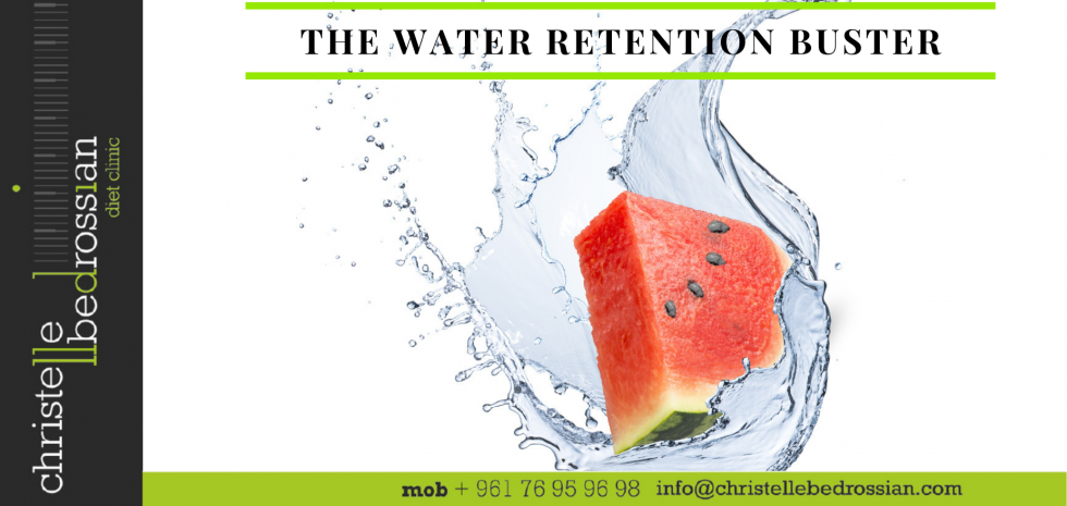 The water retention buster