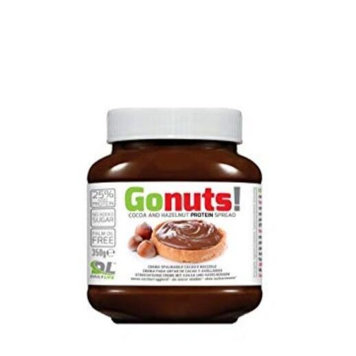 Go Nuts Chocolate Spread