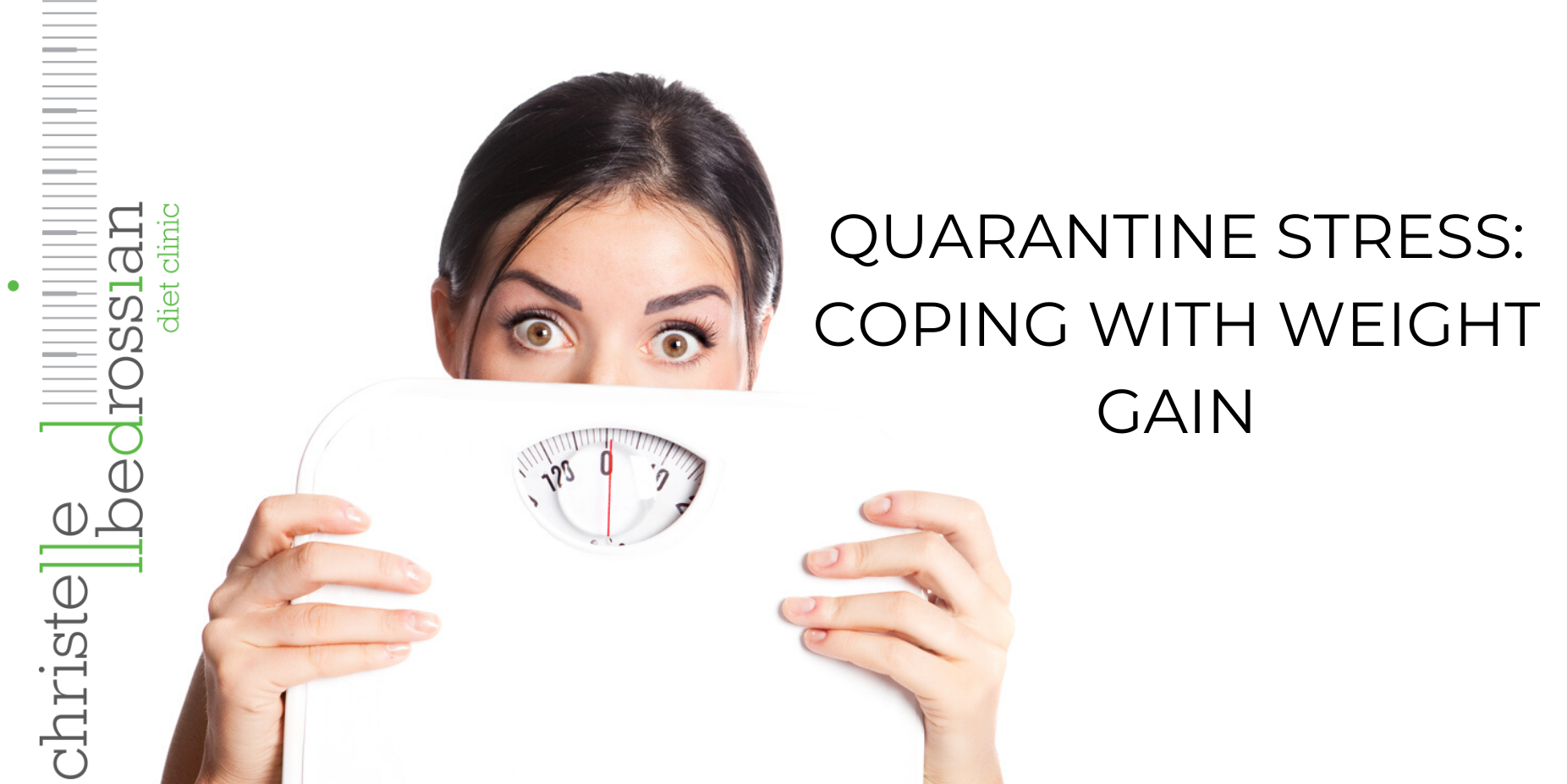 quarantine stress: coping with weight gain
